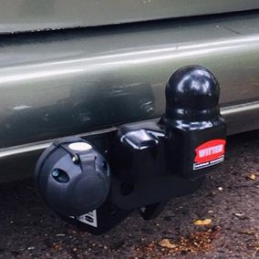 Fixed Flange Tow Bar